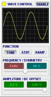 BitScope Micro Waveform Generator
